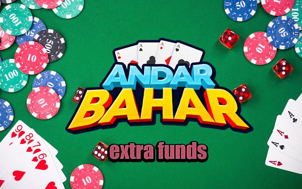 Bonuses for Andar Bahar.