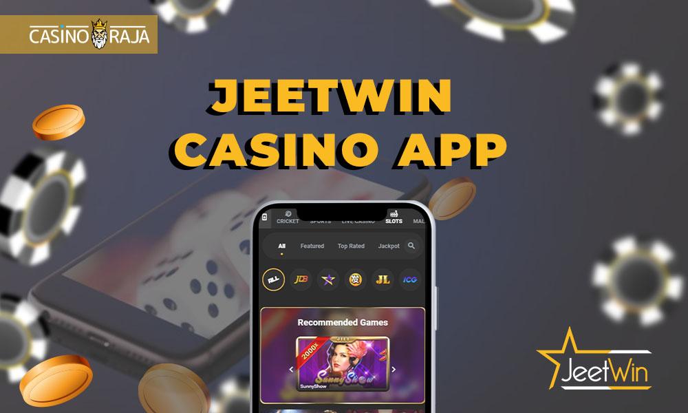 Jeetwin Casino app